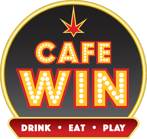 Cafe Win Retina Logo